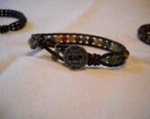 Western Beaded Bracelet