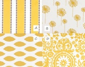 MEDIUM Dog Crate Cover- in your choice of fabric from the SUNSHINE Collection
