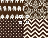 MEDIUM Dog CRATE Cover- choose your fabric from the BROWN Collection