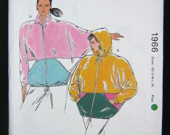 Vintage Jacket Pattern Kwik Sew 1966