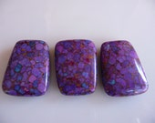 1 - Mohave Purple Turquoise Pendant