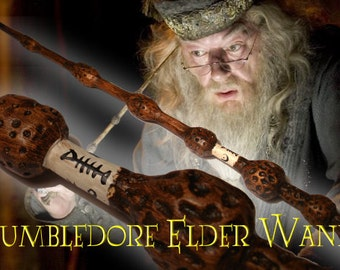 Dumbledore Elder Wand superior Harry Potter