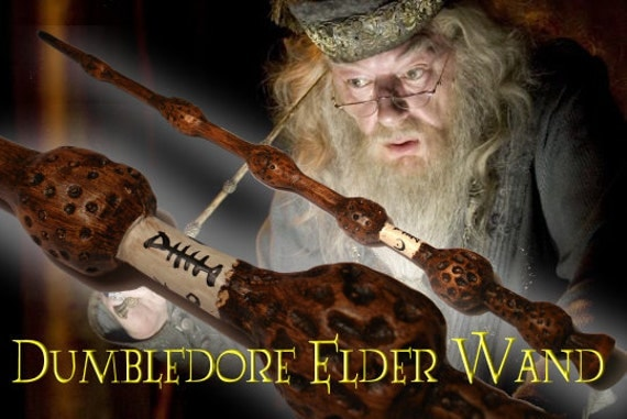 Dumbledore Elder Wand superior Harry Potter