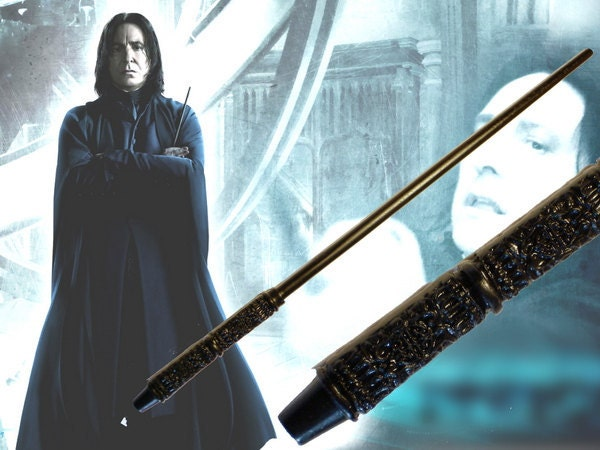 Professor severus snape magic wand harry potter for Name of dumbledore s wand