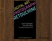 Business Card Design  Photographer or Small Business No.22