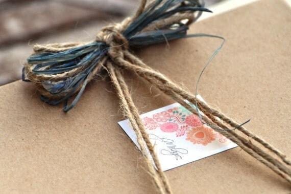 Custom Order for Deborah K. - Shabby Chic Navy Blue and White Damask & Floral Coaster Set