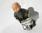 Baby Straitjacket - Evil Cupcake is excited to present our cutest item yet The Mini Straitjacket for baby's
