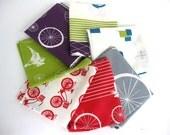 Destash Sale Fabric Fat Quarter Bundle Avalon Organic Birch Fabrics