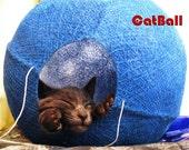 CatBall - Large -  Gray