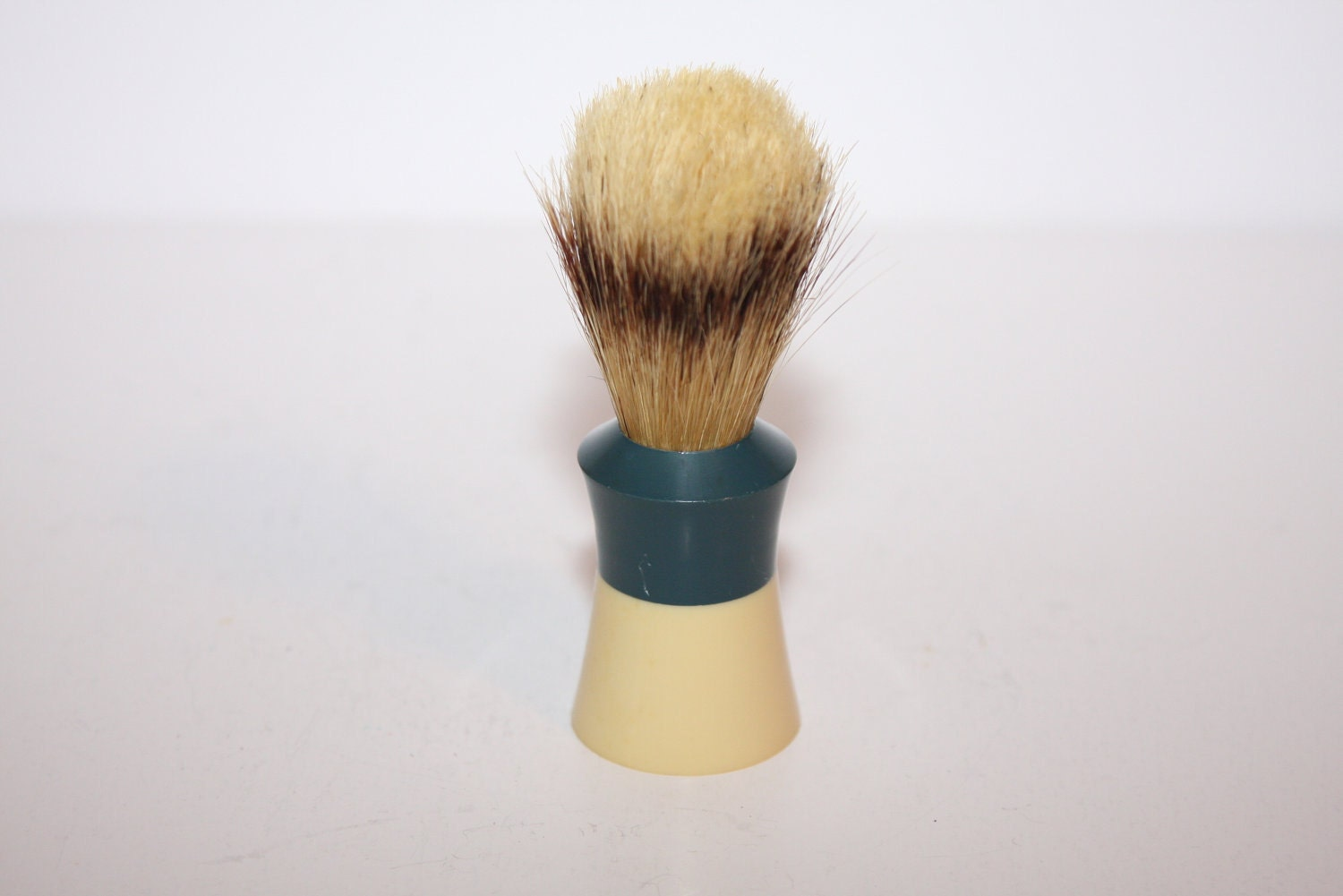 how to break in a shaving brush