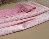 So Pretty Pink Fabric