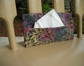 Iconic Ivy Tissue Packet Cover - FREE SHIPPING