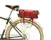 Pretty Bicycle Trunk Bag