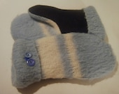 Felted Wool Adult Size Mittens