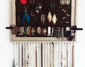 16x20 Custom PAINTED Jewelry Organizer