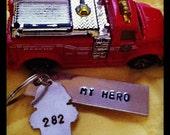 Key Ring for Firefighter