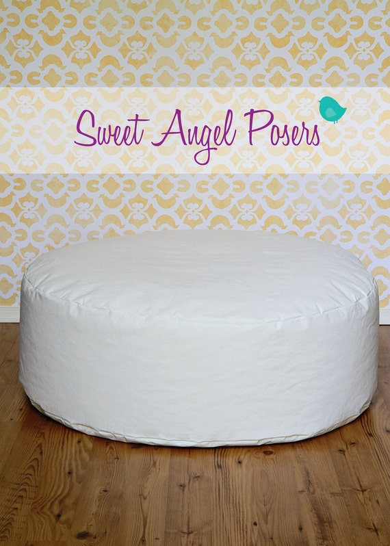 READY TO SHIP Travel Size Sweet Angel Poser posing beanbag