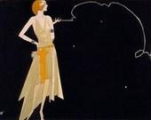 1920s Flapper DIGITAL DOWNLOAD