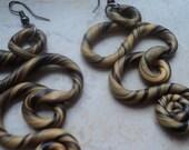 Snake Earring