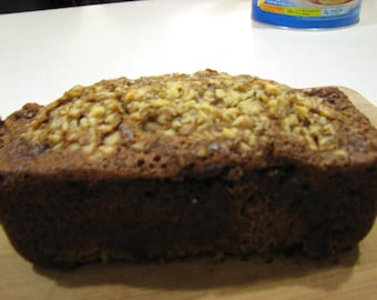 Banana Flaxseed Bread