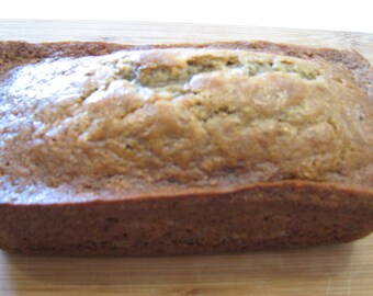 Whole Wheat Banana Nut Bread