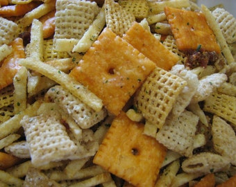Chex Mix in Fun Unique Flavors