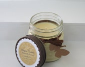 Sugar Cookies 8 oz. Soy Blend Candle