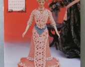 1996 Collection 1901 Turn of the Century Doll Gown Crochet Patterns