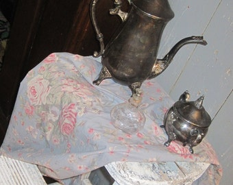 Silverplate Teapot