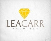 Premade Vector Logo Geometric Gem