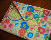 Padded iPad Sleeve iPad Cover Valori Wells Nest in Summer