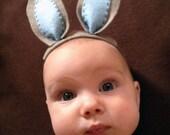 baby blue bunny ears
