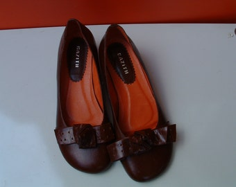 Gazit shoes made in Spain size 38 circa 1980's