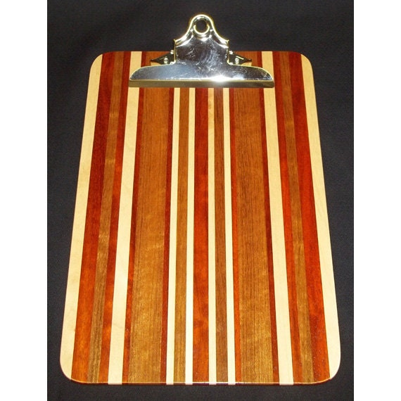 Clipboard, Office, Sports, Vintage look, WOOD, Gift For the Boss Clipboard