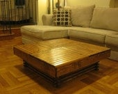 Japanese Inspired Coffee Table