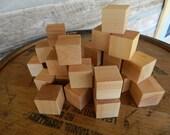 Building Blocks, Baby Blocks, 1.5 inch set of 26