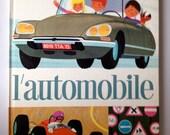 Alain Grée: L'automobile, French Children/Teen Book