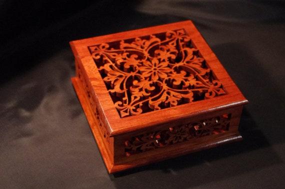 Fretwork Box