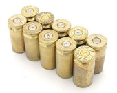 Total of 10 Brass 40 Caliber Bullet Casings