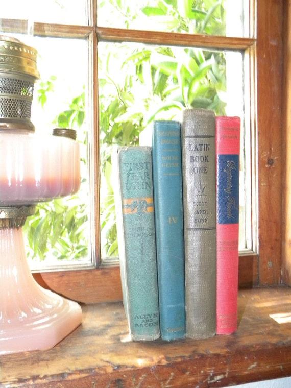 Set of Language Books