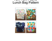 Lunch Bag E-Pattern