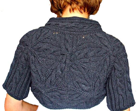 دست زنان بافتنی ژاکت پنبه / ژاکت کش باف پشمی. در حال حاضر 20٪ تخفیف