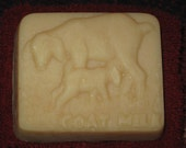 Rosemary Scented Goat Milk Soap - 4 oz.