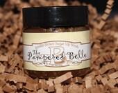 Vanilla Brown Sugar - All Natural Brown Sugar and Cane Sugar Lip Scrub