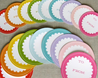 Gift Tags - Printable