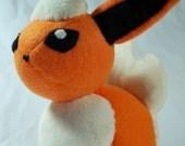 Flareon Pokemon Plushie