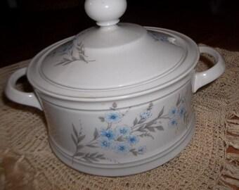 Bavarian Porcelain Soup Tureen