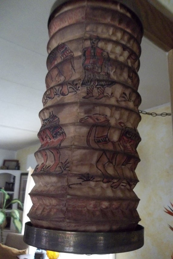 Exotic Collapsible Lantern