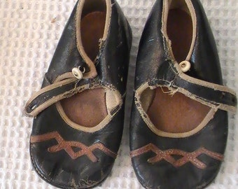 Vintage Children's Shoes