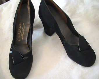 Vintage Chandler French Room Shoes